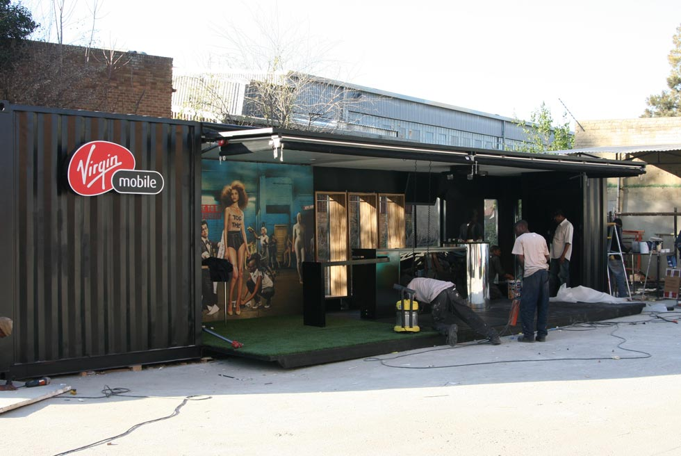 Virgin Mobile – Pop up retail and lifestyle brand experience |